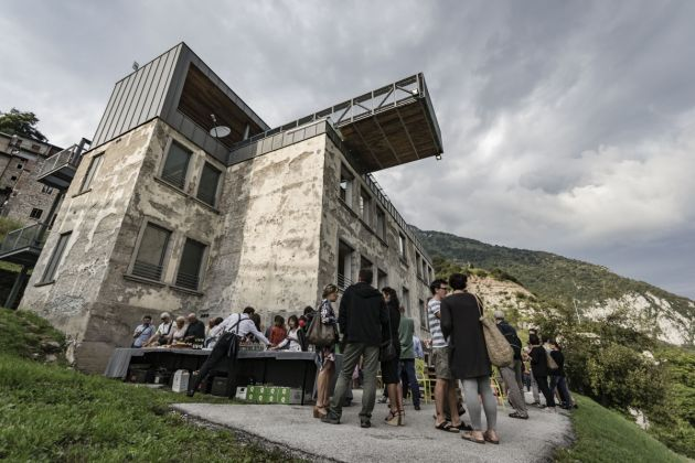 Nuovo Spazio di Casso. Foto di Giacomo De Donà