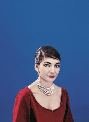 Visuel Expo Maria By Callas ©Fonds De Dotation Maria Callas