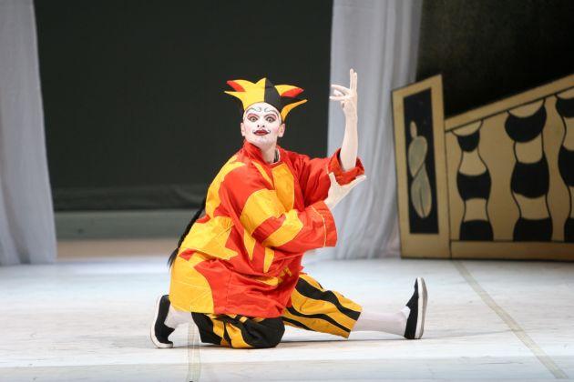 Parade 2007, Fondazione Teatro dell'Opera di Roma, Archivio Storico, il Prestidigitatore cinese
