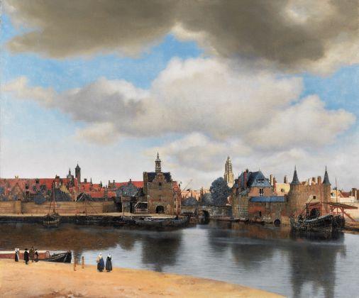 Vermeer, Veduta di Delft, 1660-61