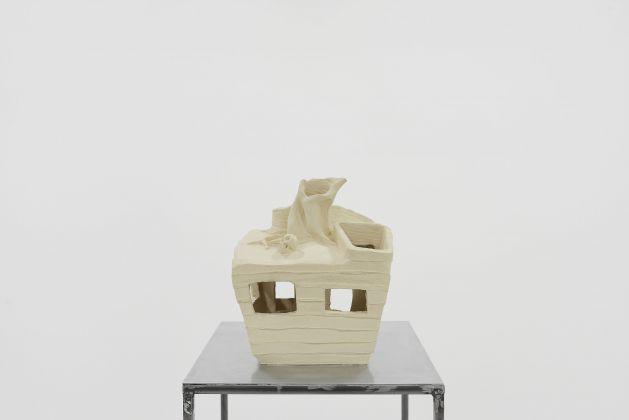 Domenico Mangano & Marieke van Rooy, Otto proposte per un'architettura mentale, 2017. Installation view, Nomas Foundation, Roma. Courtesy di MAGAZZINO, Roma e degli artisti, photo Roberto Apa