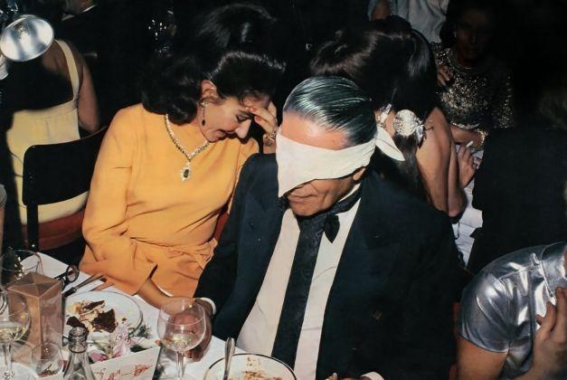 Callas & Onassis soirée aux 20 ans du Lido 1966 © Fonds de Dotation Maria Callas