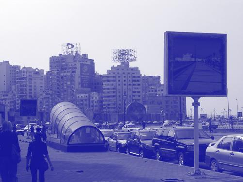 A sonic map of Alexandria, Corniche