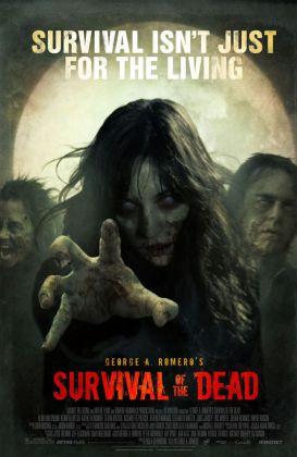 George A. Romero, Survival of the Dead (2009), locandina del film