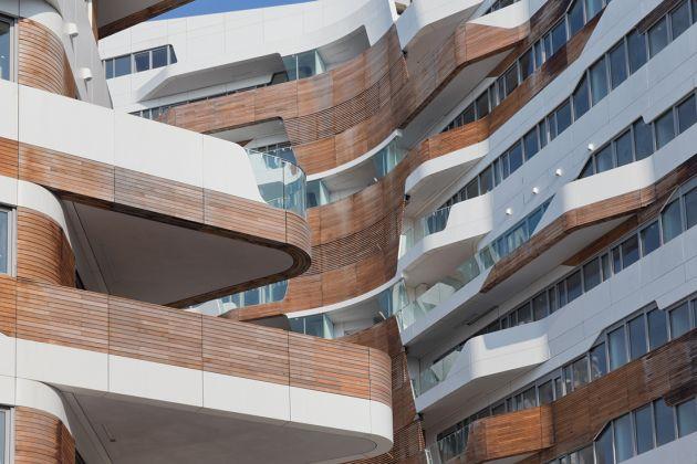 Zaha Hadid, City Life, Milano 2014, Courtesy Zaha Hadid Architects