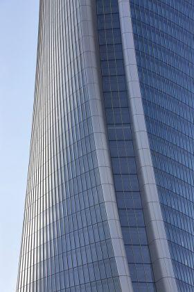 Generali Tower (Milano, Italy) 2004-2017 in costruzione, photo Hufton + Crow Courtesy Zaha Hadid Architects