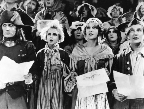 Abel Gance, Napoleon (1927)