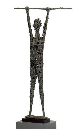 Agenore Fabbri - Uomo atomizzato, 1959 - MUVE - Ca' Pesaro - Galleria Internazionale d'Arte Moderna