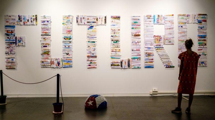 Ahora Cuba, installation view at Mudec, Milano 2017, photo Divergence