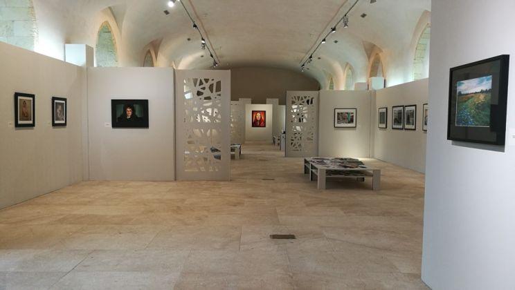 Americas. Exhibition view at EXMA', Cagliari 2017