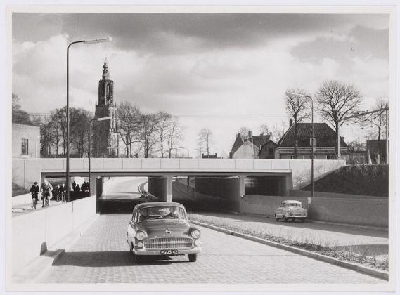 Amersfoort, Il tunnel inaugurato nel 1958 che unisce il centro cittadino ai sobborghi