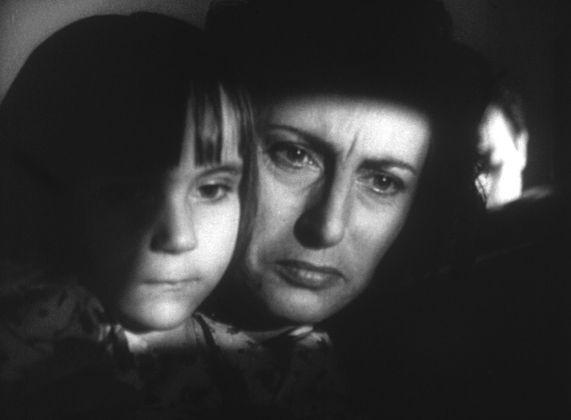 Anna Magnani e Tina Apicella in Bellissima