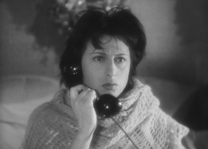 Anna Magnani, in una scena di L'amore di Roberto Rossellini
