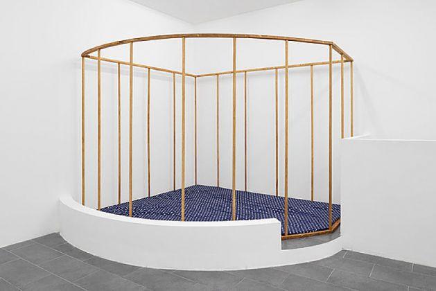 Anna-Sophie Berger, The Nest Is Served, 2017, courtesy of the artist e Galerie Emanuel Layr, Roma photo Roberto Apa