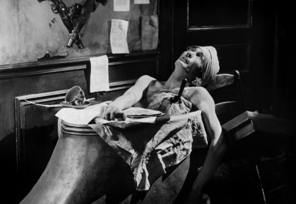 Antonin Artaud nel Napoleon (1927) di Abel Gance