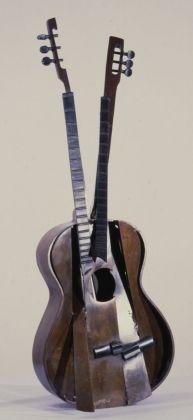 Arman - Braque, 1981 Bronzo - MUVE – Ca' Pesaro – Galleria Internazionale d'Arte Moderna