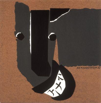 Armando Testa, Cavallo che ride cinese, 1982. Courtesy Gemma De Angelis Testa