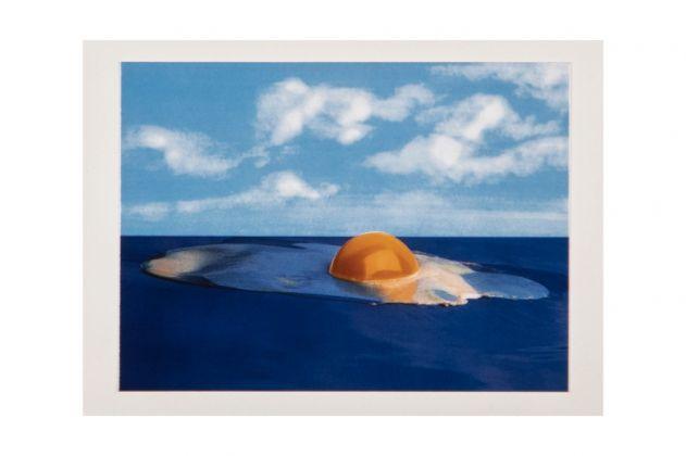 Armando Testa, Isola di breakfast, 1986. Courtesy Gemma De Angelis Testa
