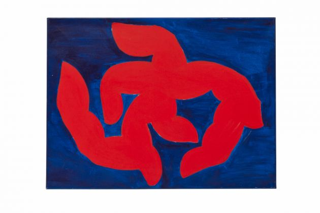 Armando Testa, Matisse Danza, 1987 Courtesy Collezione Gemma De Angelis Testa