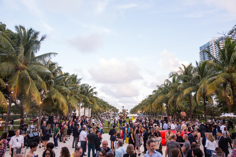 Miami Beach durante Art Basel Miami Beach