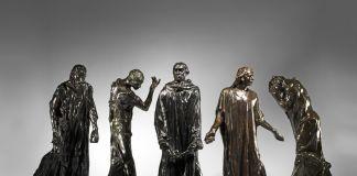 Auguste Rodin, Les Bourgeois de Calais, 1895-1903