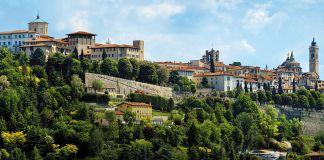 Le Mura di cinta di Bergamo Alta dichiarate Patrimonio dell'Umanità