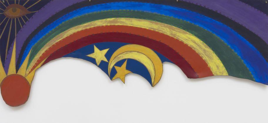 Betye Saar, Rainbow Mojo, 1972
