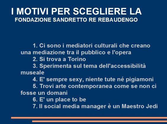 Campagna di comunicazione della FSRR, Torino