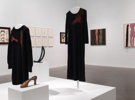 Carol Rama: Antibodies, 2017. New Museum, New York. Photo Maris Hutchinson / EPW Studio
