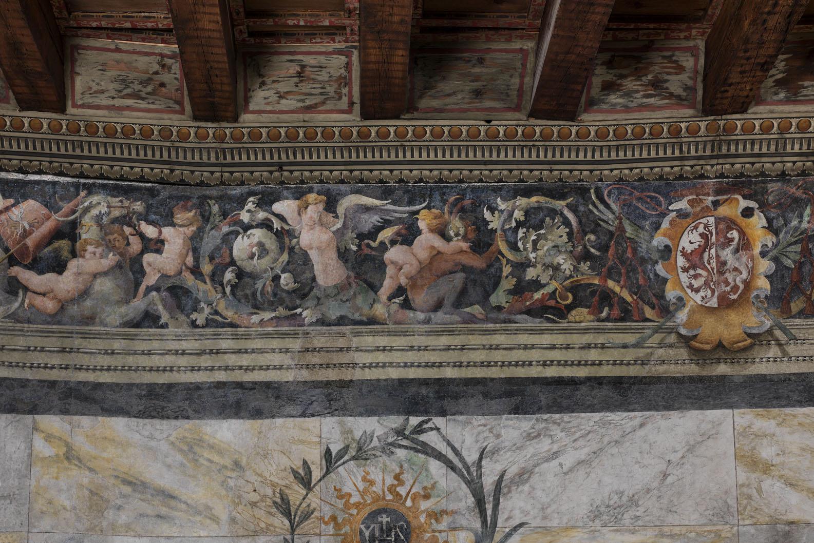 Castelvecchio, Appartamenti Hinderbach, Castello del Buonconsiglio, Trento
