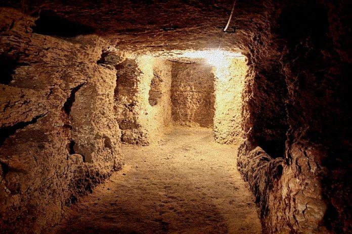 Catacomba di Porta d'Ossuna, Palermo