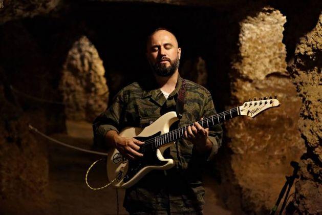 Catacomba di Porta d'Ossuna, Palermo, live di Miles Cooper Seaton