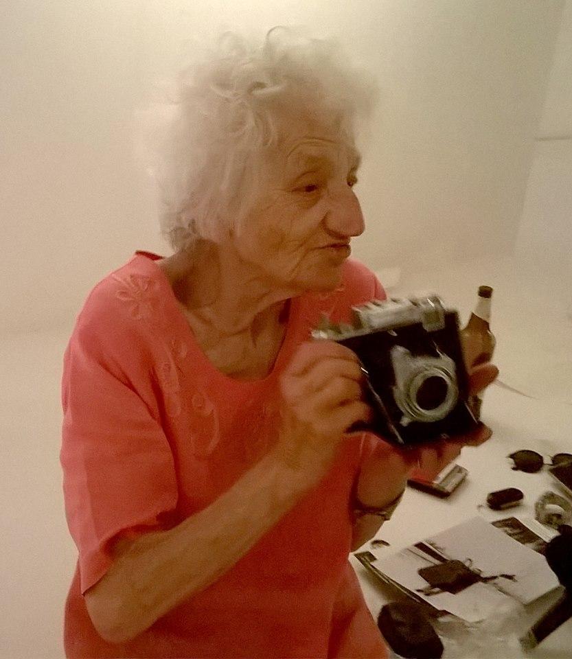 Cecilia mangini in mostra a roma artribune for Tradizioni di roma