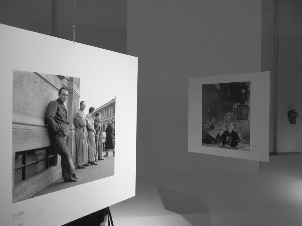 Cecilia Mangini. Visioni e Passioni. Exhibition view at Museo delle Arti e Tradizioni Popolari, Roma 2017