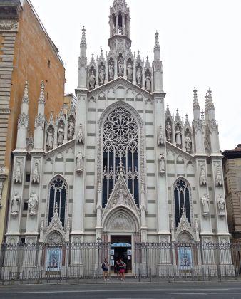 Chiesa del Sacro Cuore del Supplizio in Roma