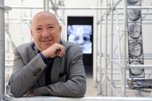 Christian Boltanski al Padiglione Francia, Biennale di Venezia 2011. Photo © Didier Plowy