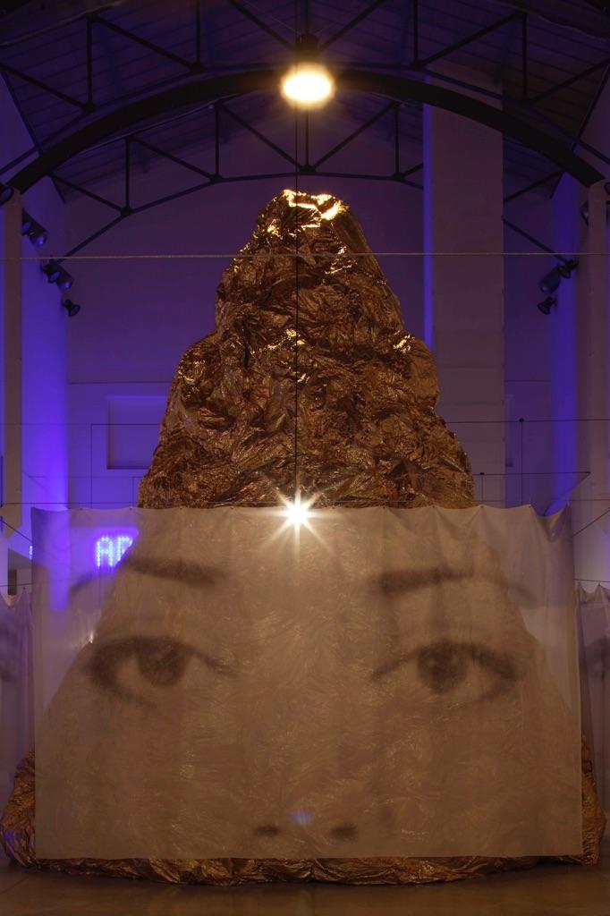 Christian Boltanski. Anime. Di luogo in luogo. Installation view at MAMbo – Museo d'Arte Moderna di Bologna, 2017. Photo credit Matteo Monti. Courtesy Istituzione Bologna Musei