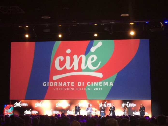 Ciné – Le giornate di Cinema, Riccione 2017