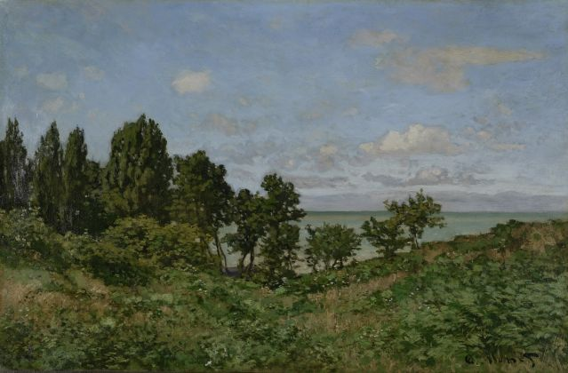 Claude Monet, Coastal Landscape, 1864, Van Gogh Museum, Amsterdam (acquired with the support of the Vincent van Gogh Foundation and Rembrandt Association)