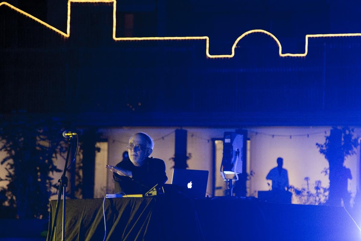 Craig Leon, Nommos Live con Le Cameriste Ambrosiane, photo Francesca Cassaro