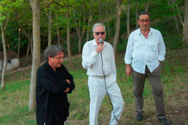 Alvin Curran, Pian de pian piano. Ph. Massimo Piersanti