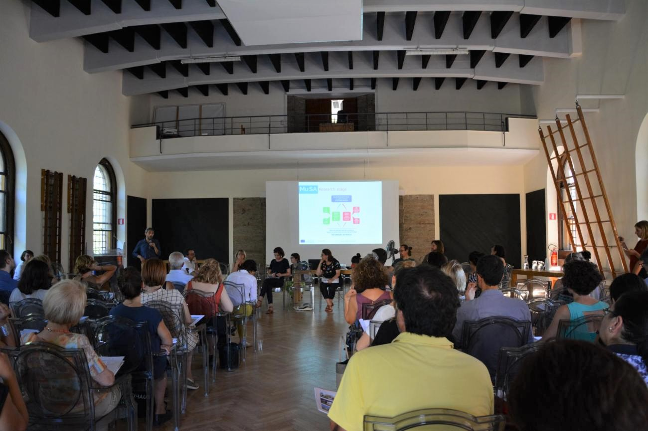 Il convegno Re-designing Museums. Digital Skills for Change and Innovation
