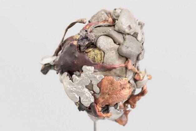 David Prytz, Erde ohne Mond, 2017, dettaglio, photo Roberto Apa, courtesy of the artist and Galleria Mario Iannelli