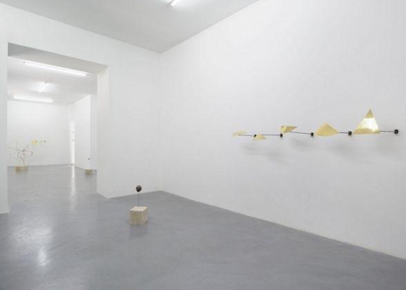 David Prytz, Exocenter, installation view at Galleria Mario Iannelli, Roma 2017, photo Roberto Apa, courtesy of the artist and Galleria Mario Iannelli