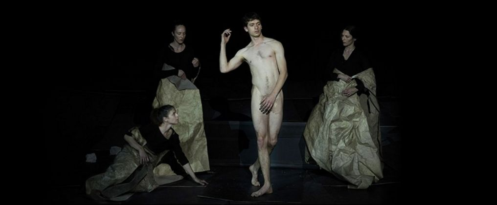 Dimitris Papaioannou, The Great Tamer, Napoli Teatro Festival Italia 2017, Julian Mommart