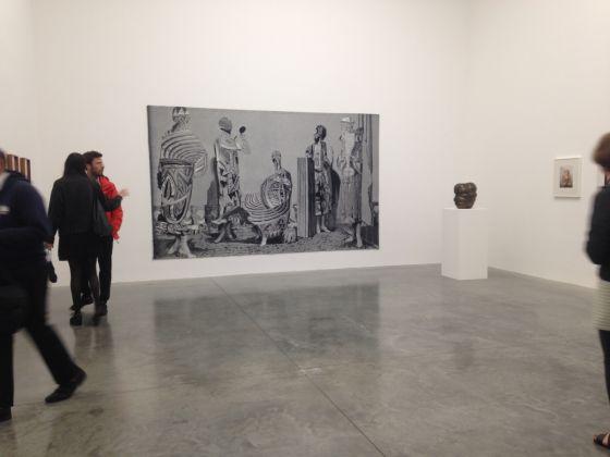 Dreamers Awake, exhibition view at White Cube Bermondsey, Londra 2017