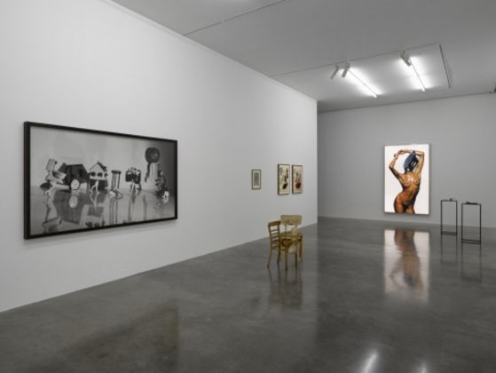 Dreamers Awake, exhibition view at White Cube Bermondsey, Londra 2017, photo George Darrell