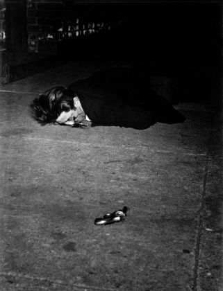 Weegee International Center of Photography Courtesy Colección M. M. Auer