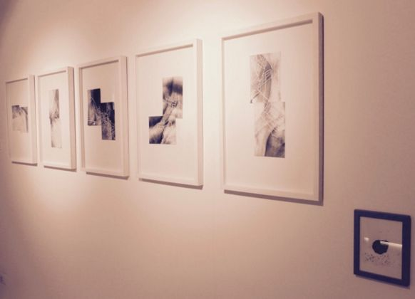 Elena Grigoli, Origo, exhibition view at Fonderia 20.9, Verona 2017