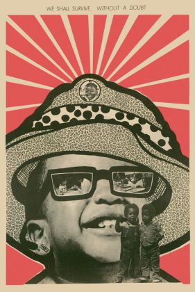 Emory Douglas, 21 August 1971 (We shall survive without a doubt)